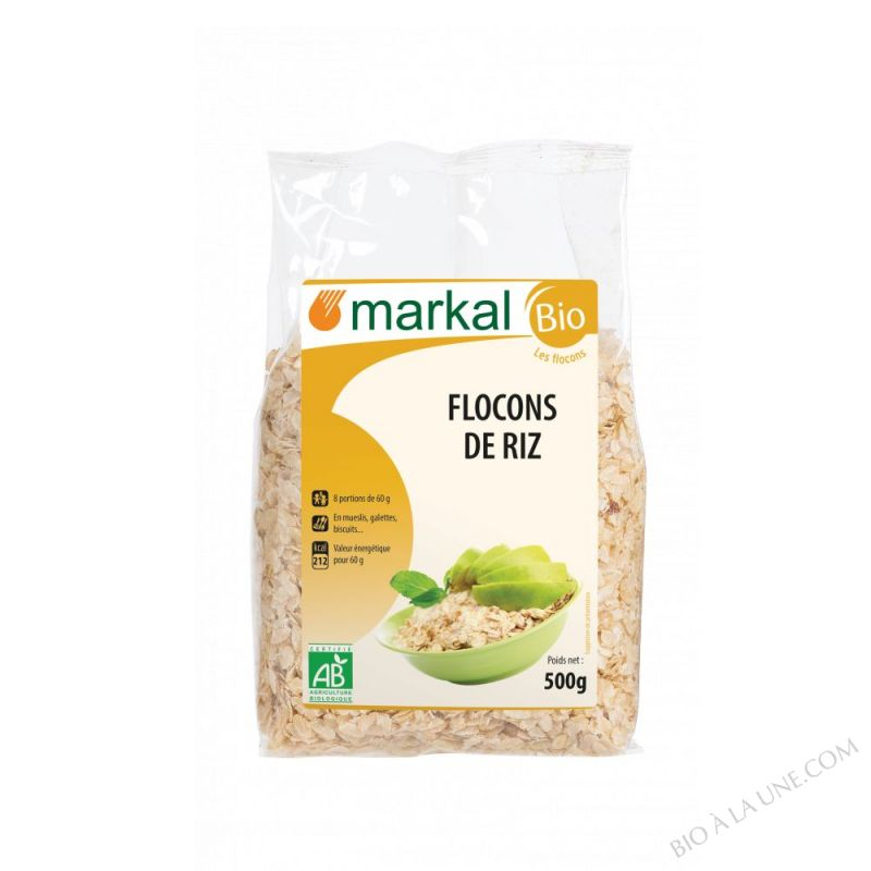 Flocons de riz - 500g