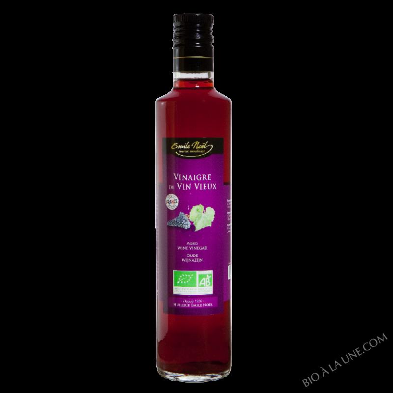 Vinaigre de vin vieux 6° bio - 500ml