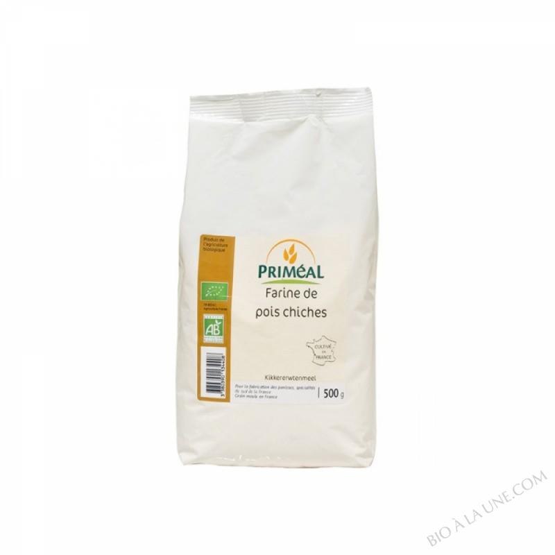 Farine de Pois Chiches - 500g