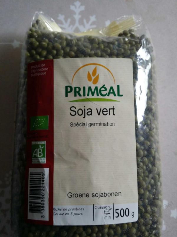 Soja Vert 500 g