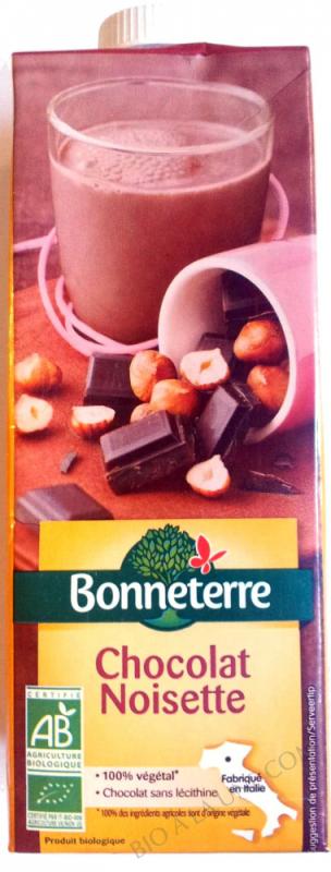 Boisson Chocolat Noisette (A Base De Riz) 1L