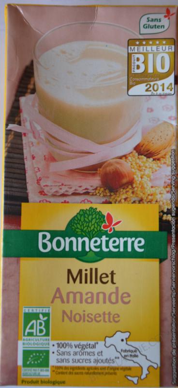 Boisson Millet Amande Noisette 1L