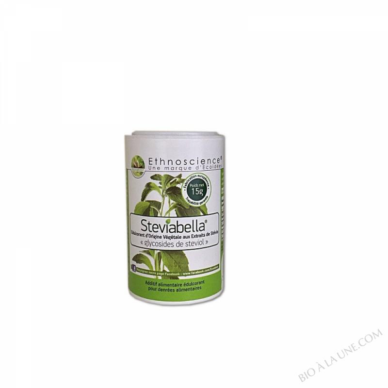 Steviabella glycosides de steviol 15g