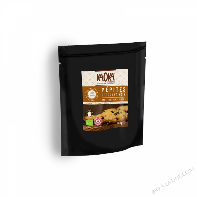 Pepites Chocolat Noir 50% 100g