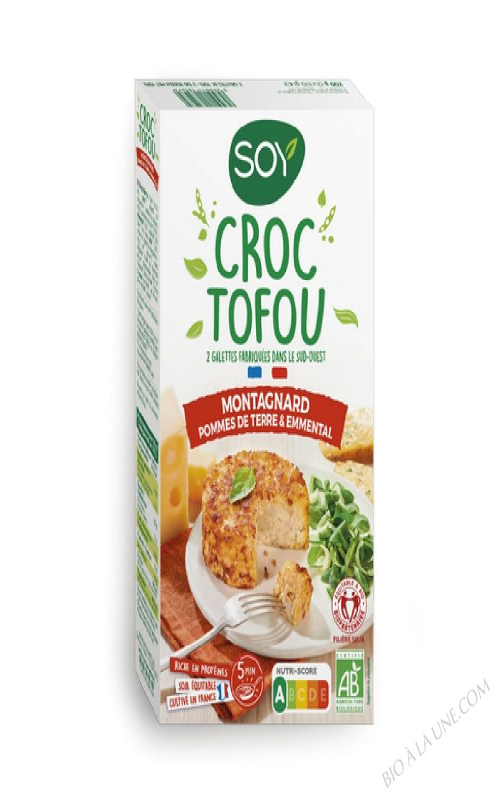 CROC TOFOU MONTAGNARD - 2 X 100 G
