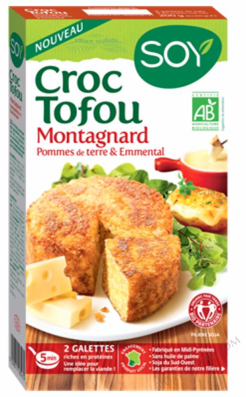 CROC TOFOU MONTAGNARD - 200g
