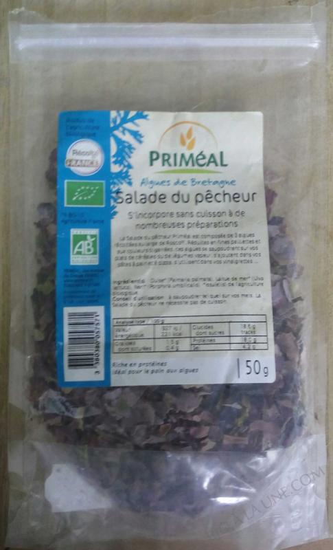 Salade du Pêcheur aux Algues 50g