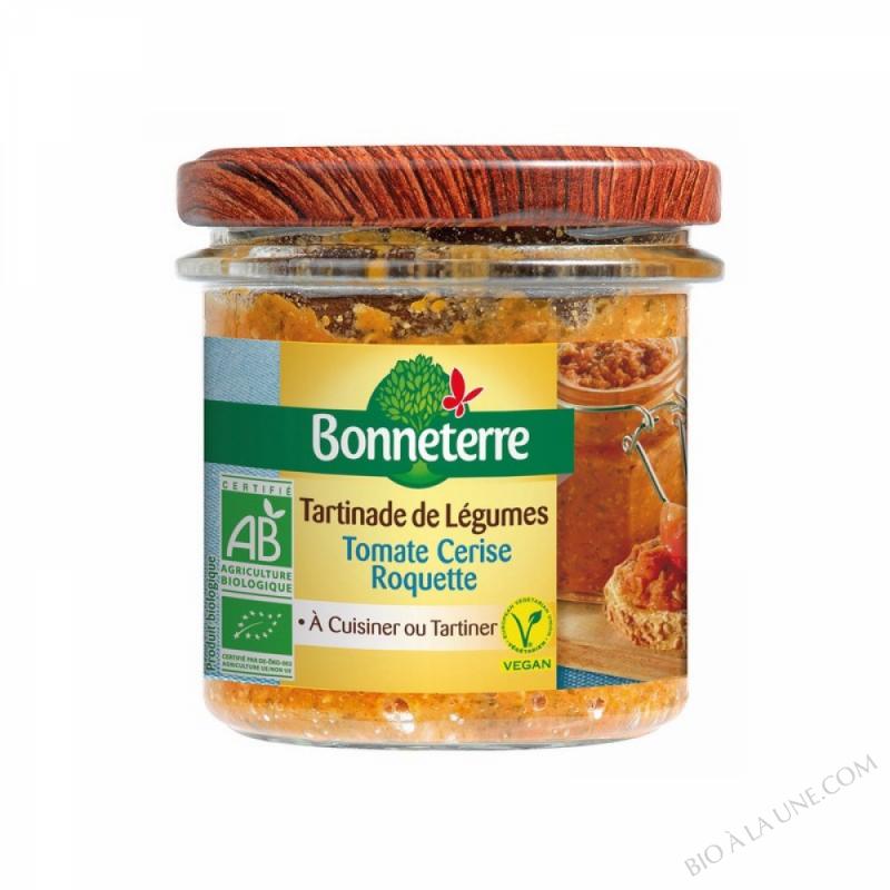 Tartinades De Legumes - Tomate Cerise Roquette 135gr