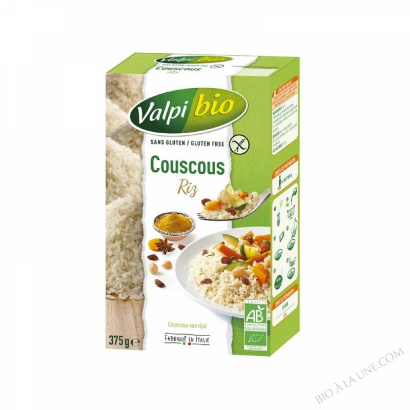 Couscous de Riz Bio 375g