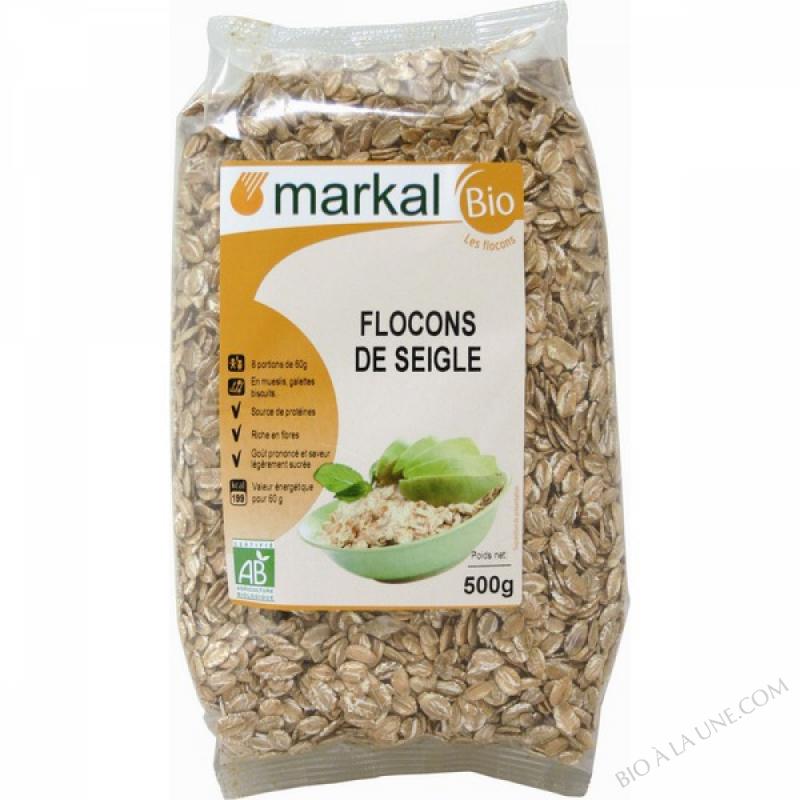 FLOCONS DE SEIGLE - 500g