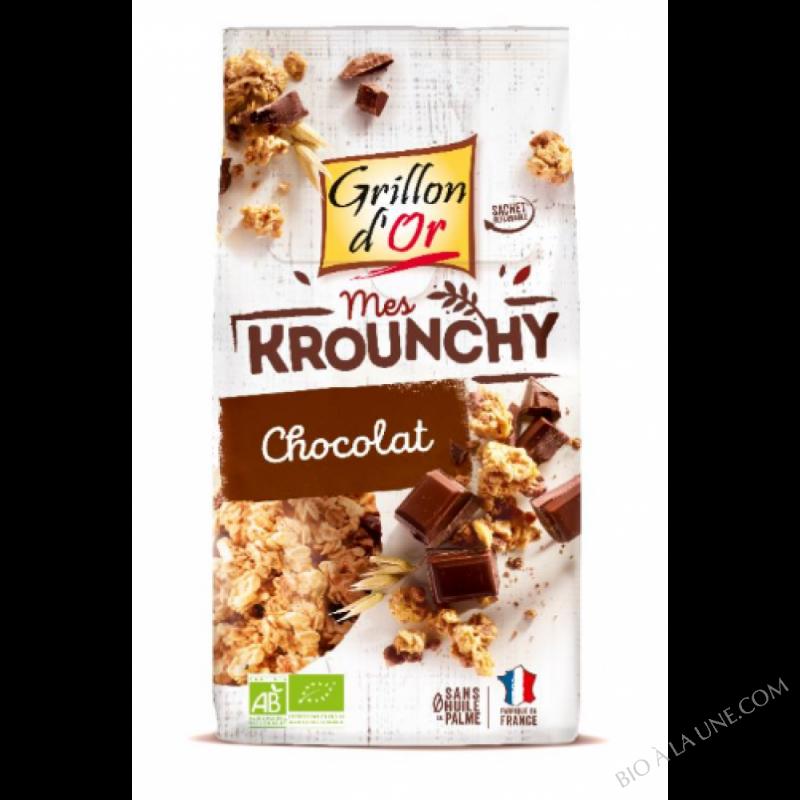 Krounchy familial Chocolat 1 kg