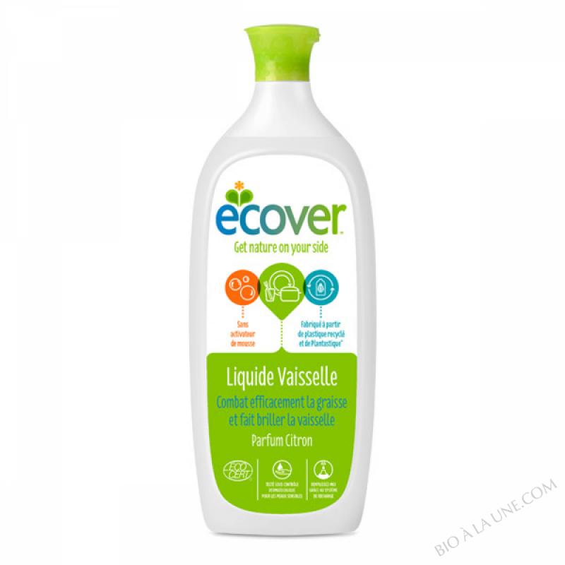 Liquide Vaisselle Citron Aloe Vera Ecover Essential
