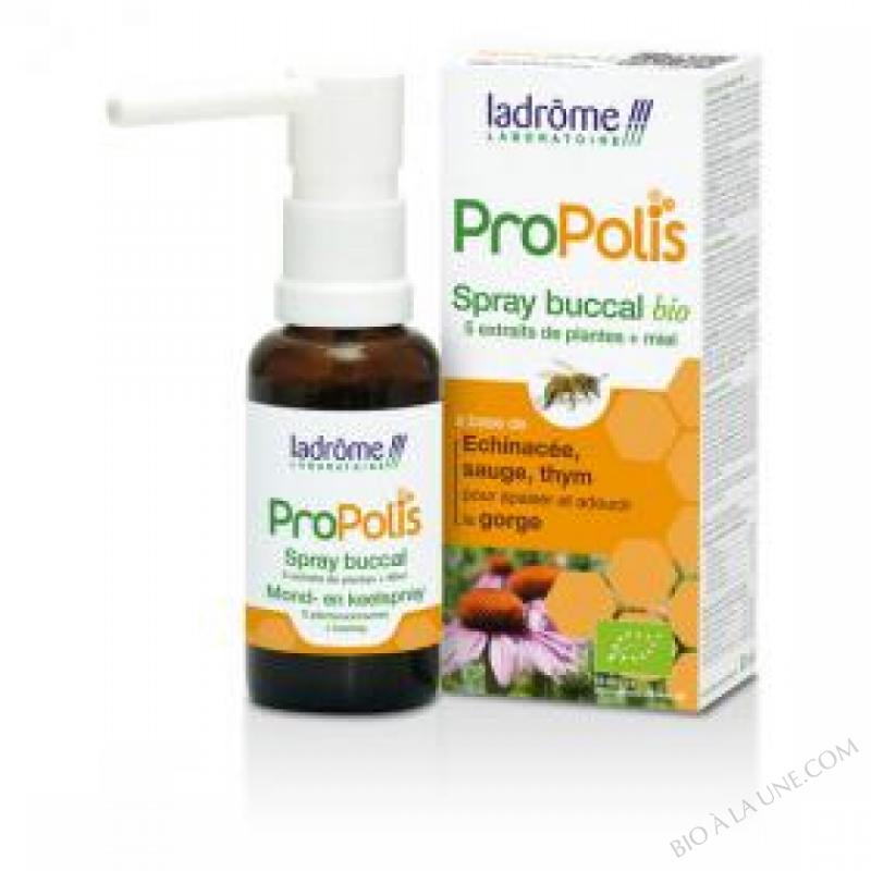 spray buccal propolis +$sauge - 30 ml