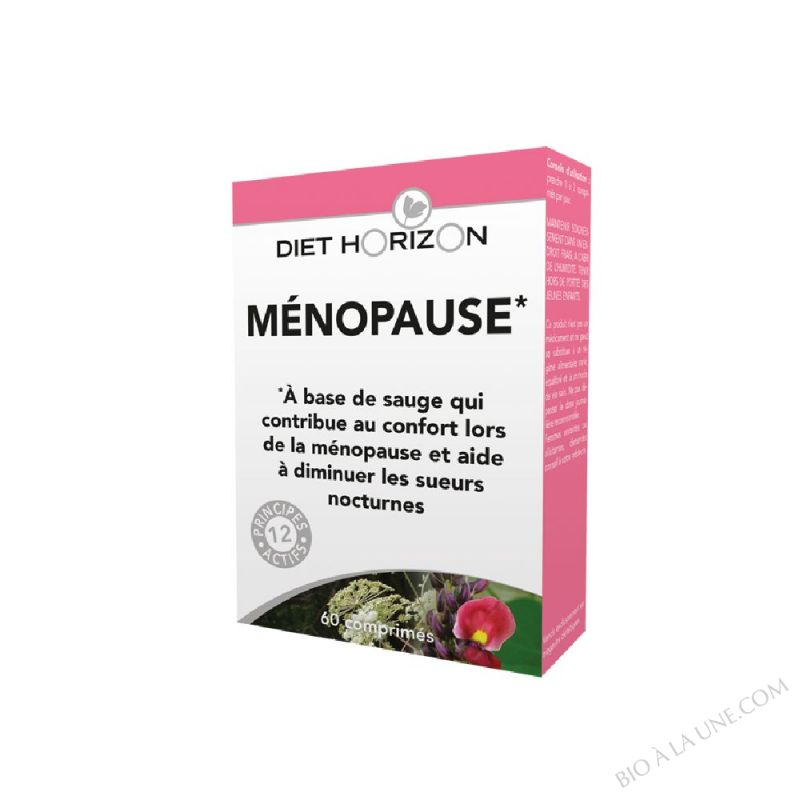 MENOPAUSE - 60 comprimés