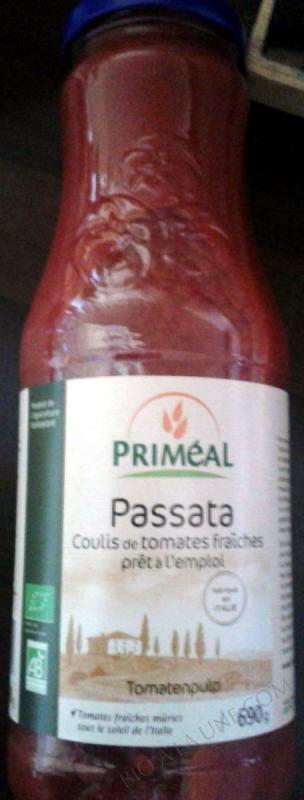 passata de tomate - 690 g