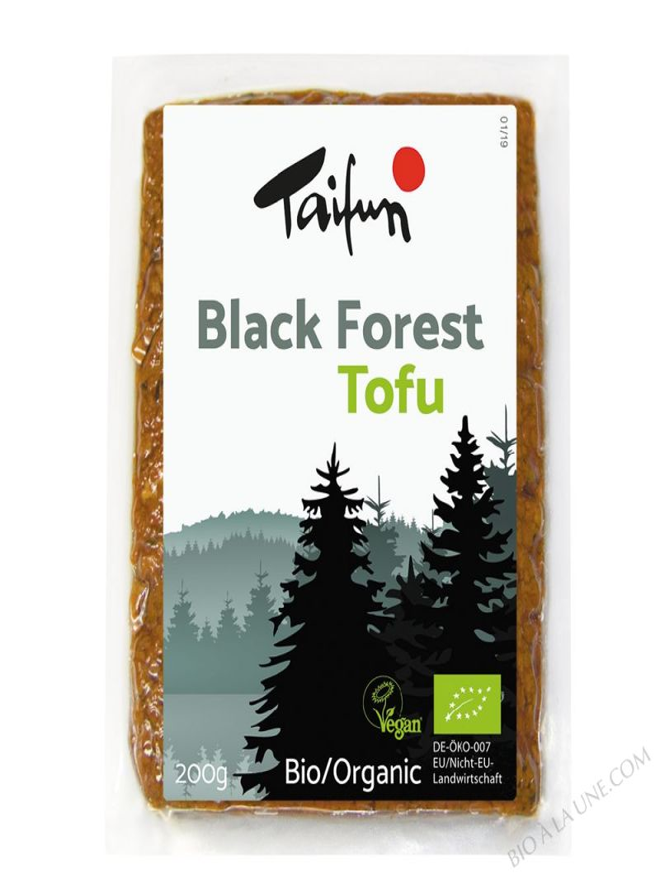 TOFU BLACK FOREST 200G