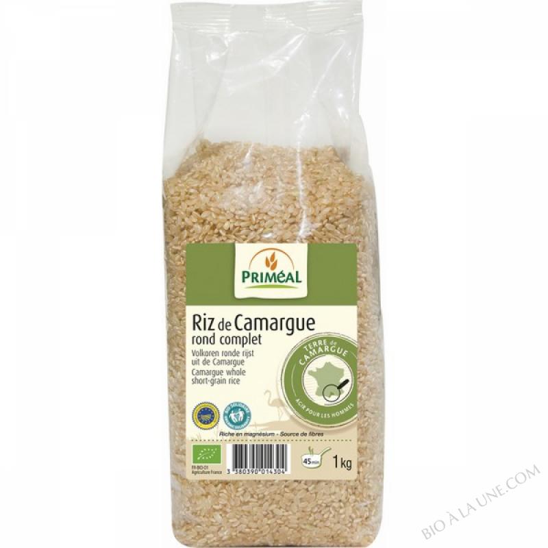 Riz Rond Complet de Camargue 1kg