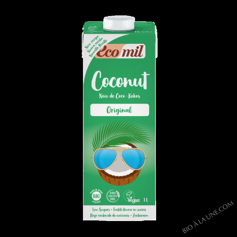 Boisson Lait de coco Original Bio - 1L