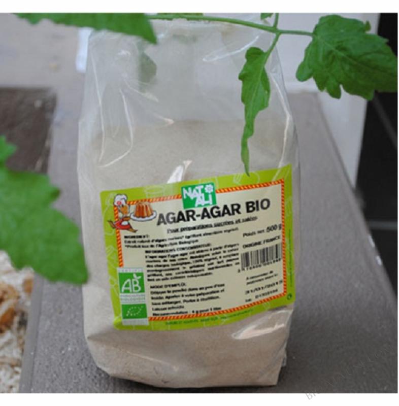 Agar-agar Bio 500g
