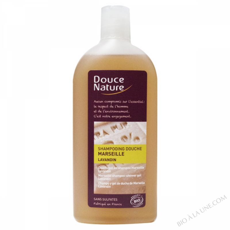 Shampoing Douche Marseille 300ml