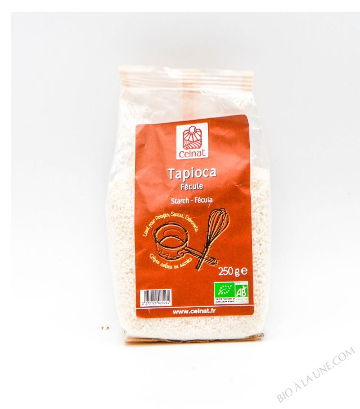 CELNAT Tapioca BIO - 250g