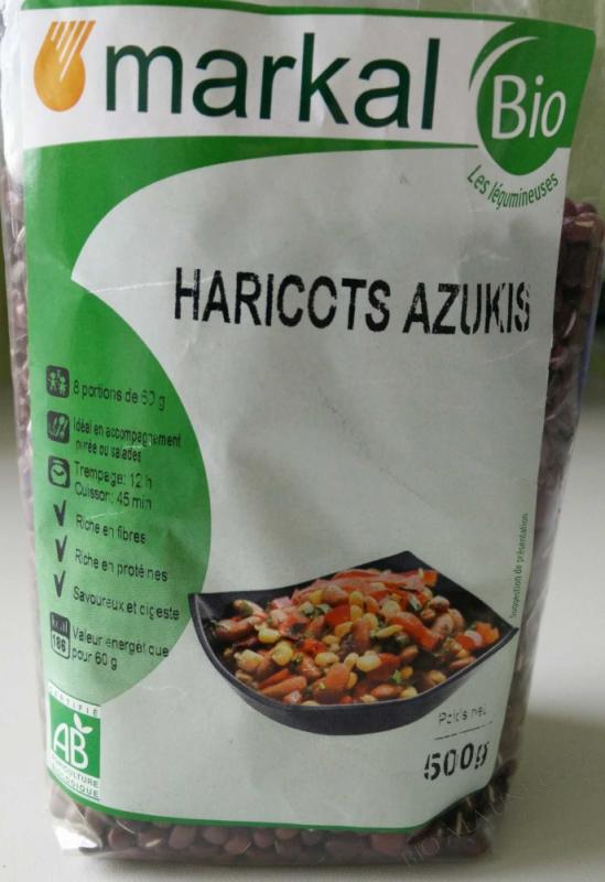Haricots Azuki - 500g