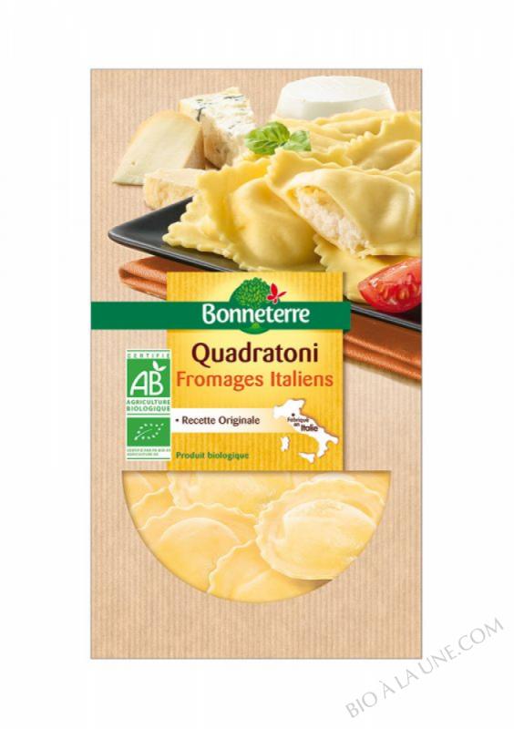 QUADRATONI FROMAGES ITALIENS - 250G