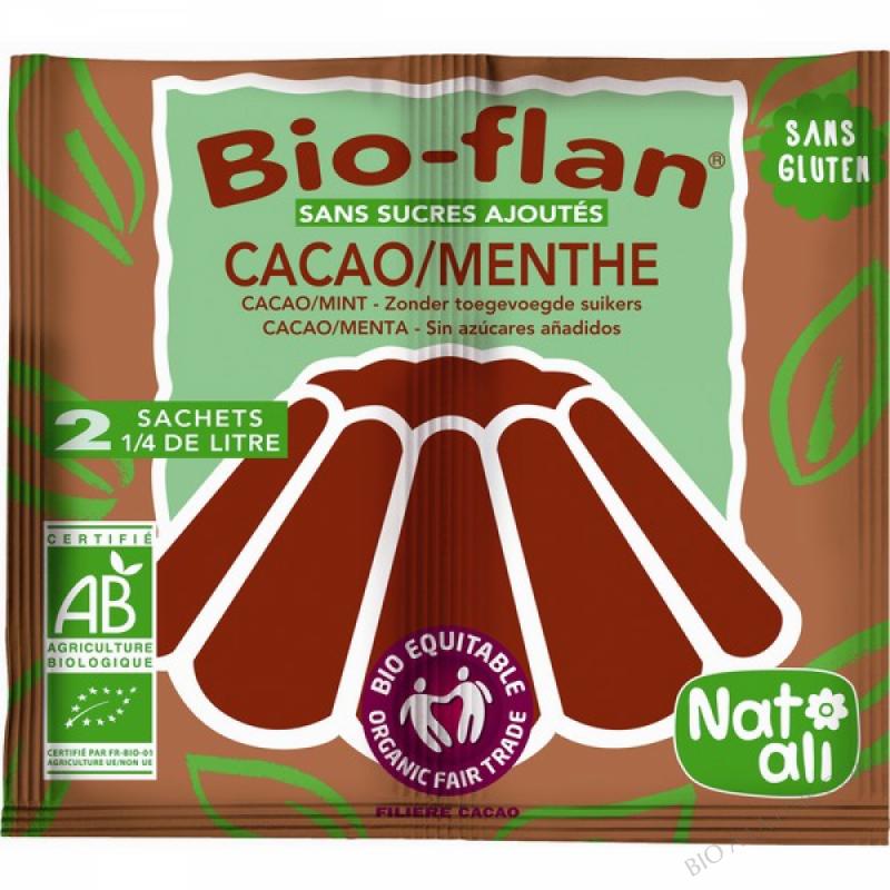 Bioflan Choco. Menthe sans sucre 10g