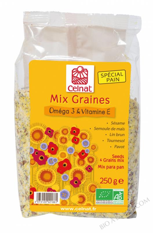 MIX GRAINES Antioxydant