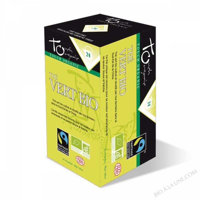 The vert bio - 24 sachets