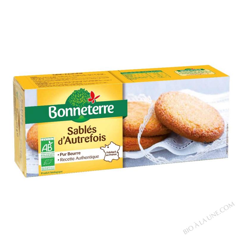 Sablés d'Autrefois (pur beurre)