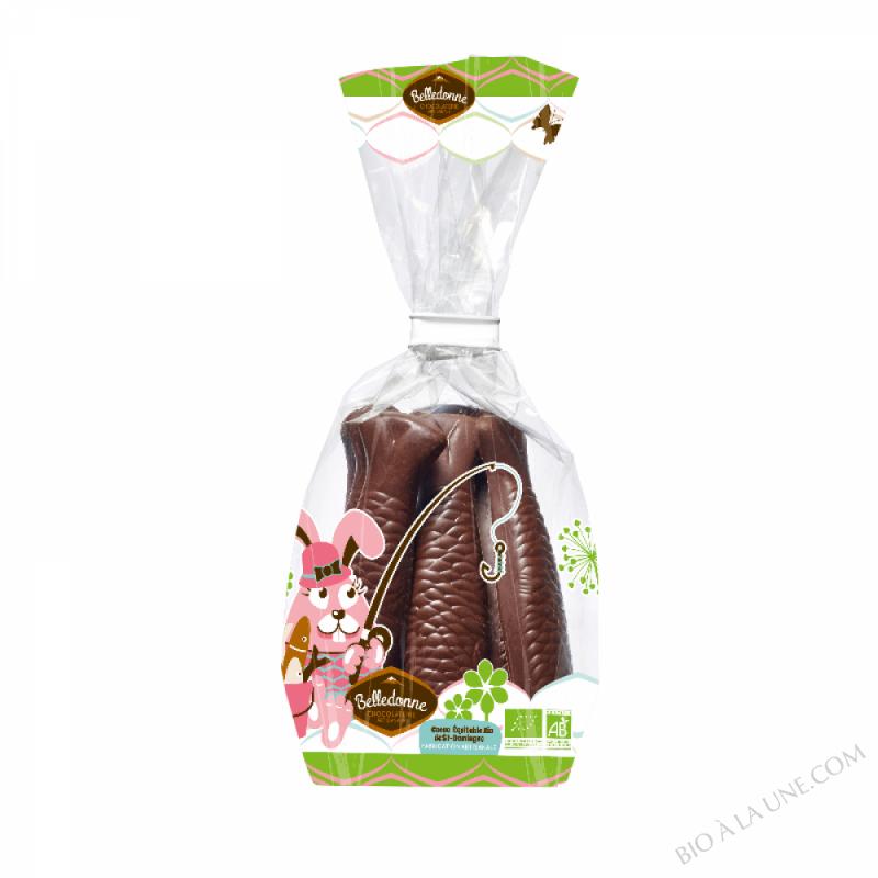 Sardines au chocolat noir 57%