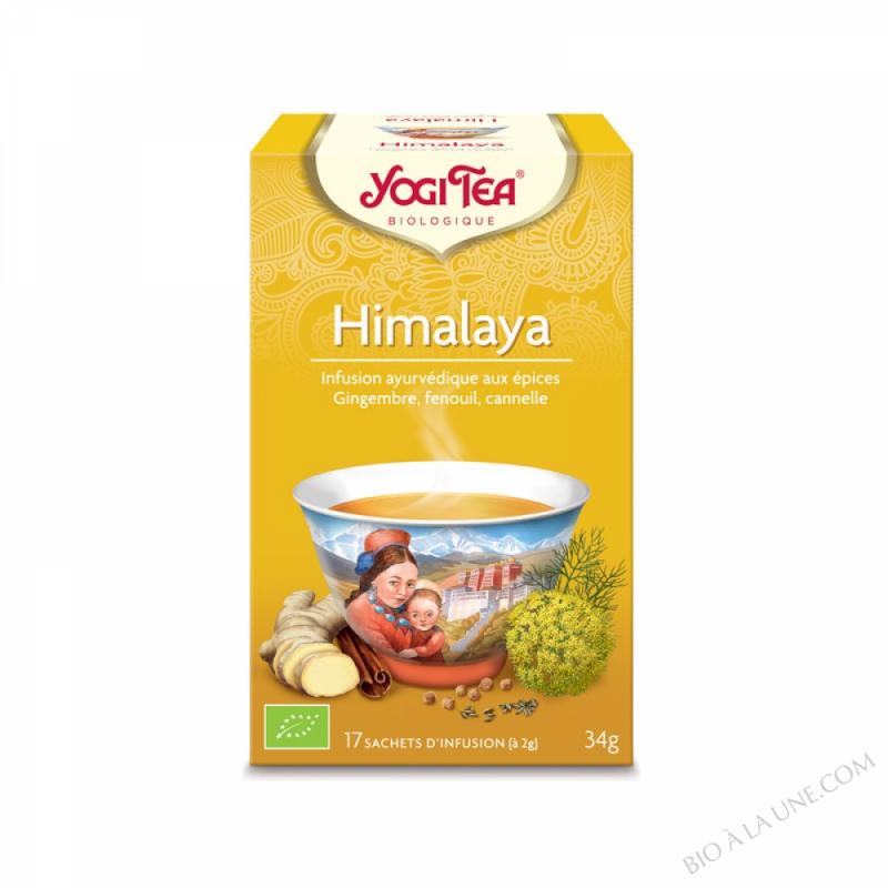 Infusion Himalaya x 17 Sachets