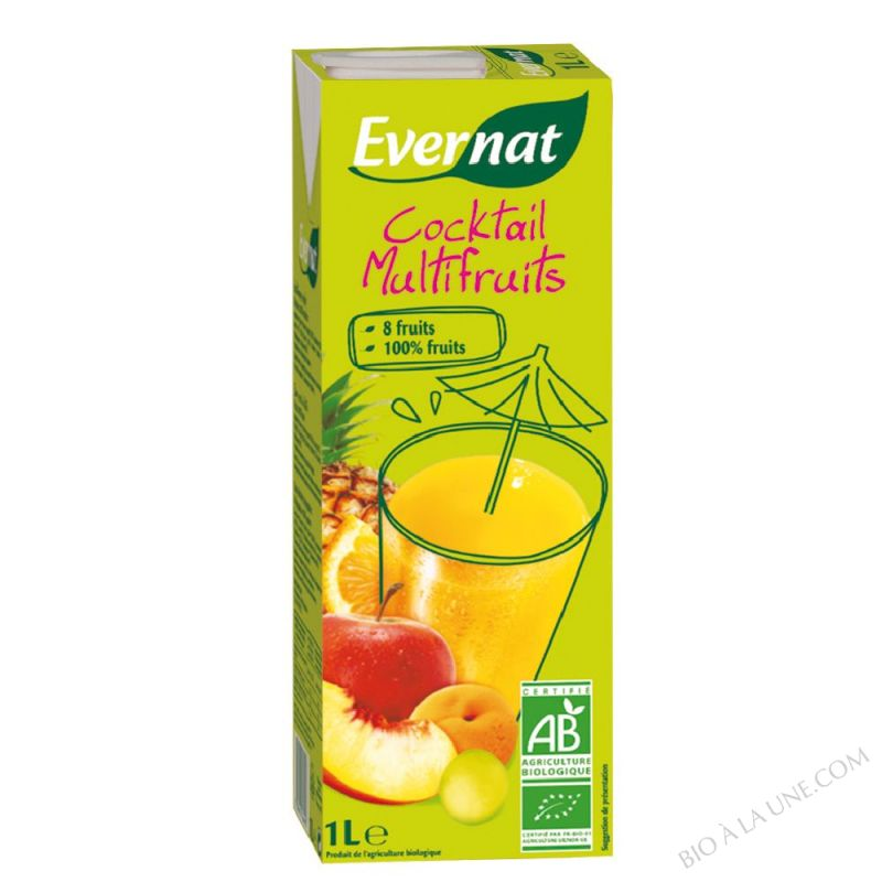 Cocktail Multifruits 1L