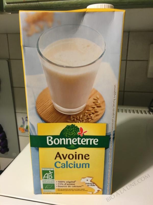 Boisson Avoine Calcium 1L