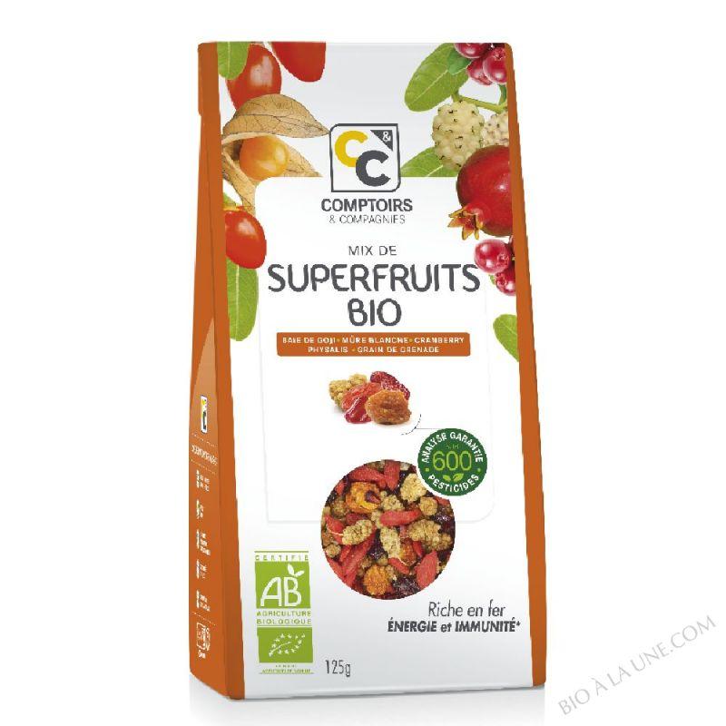 Mix de superfruits Bio - 125g