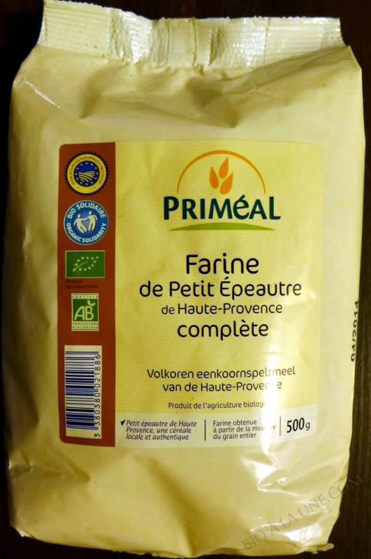 Farine Complete de Petit Epeautre