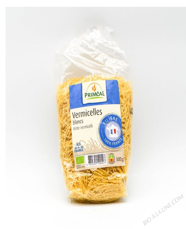 Vermicelles Blancs Natures 500 g