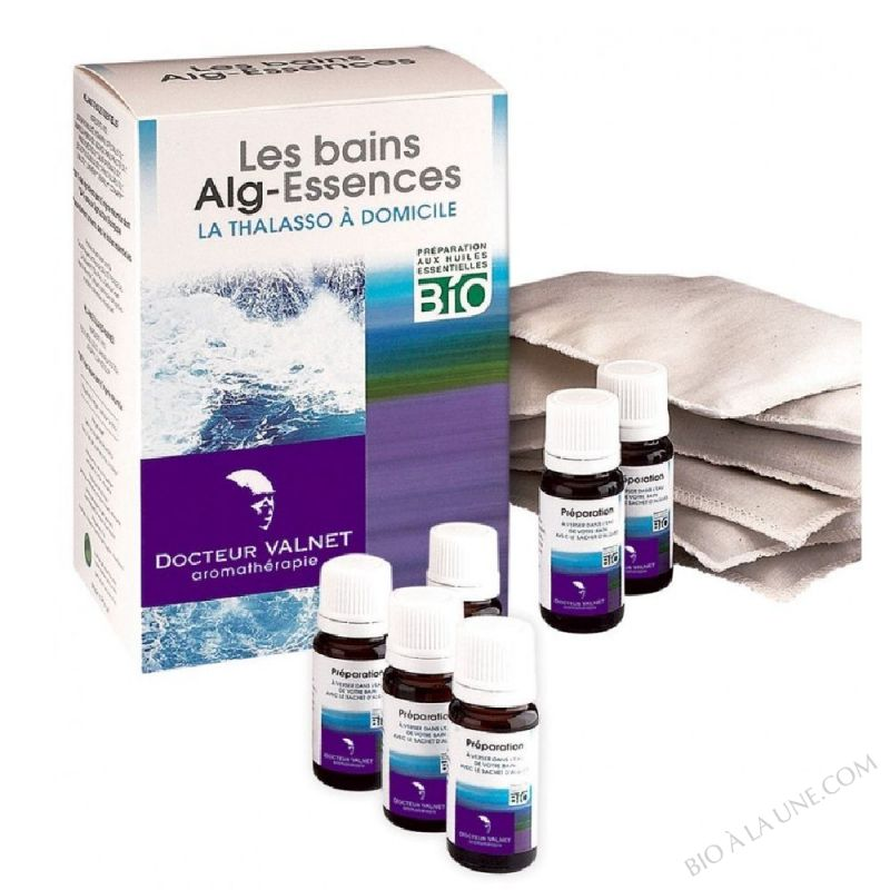 BAIN ALG-ESSENCES X6 D. VALNET