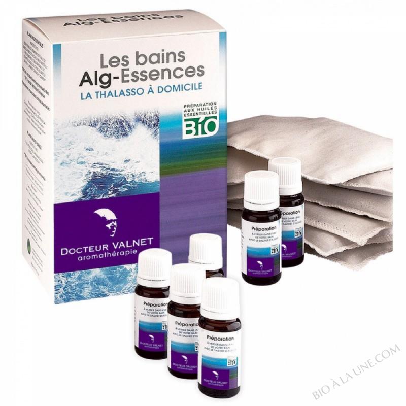 Coffret 6 Bains Alg-Essences 125mL