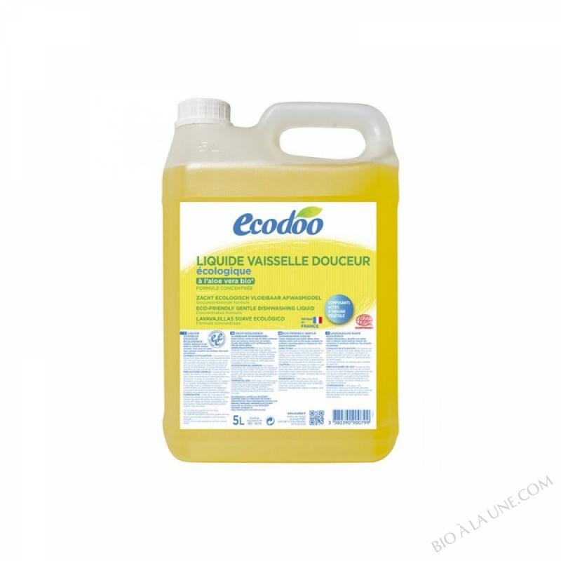 Liquide vaisselle eco Aloe Vera 5L
