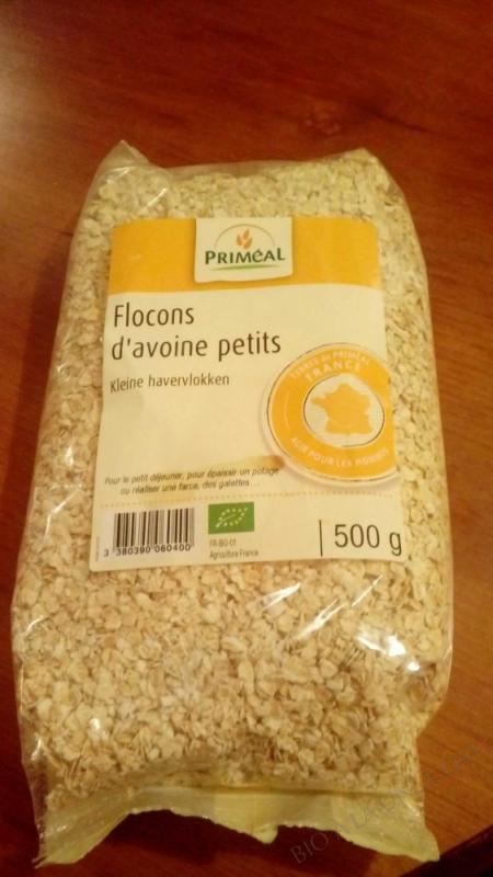 Flocons d'Avoine Baby 500 g