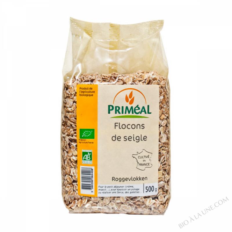 Flocons de Seigle 500 g