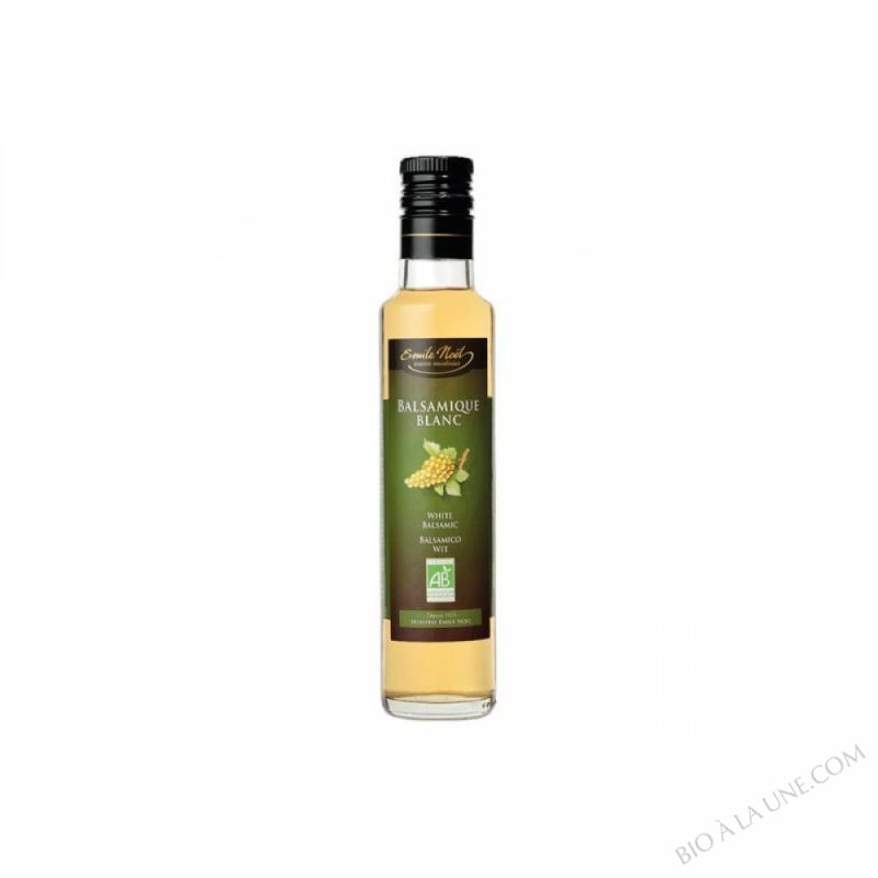 Condiment balsamique blanc biologique - 250ml