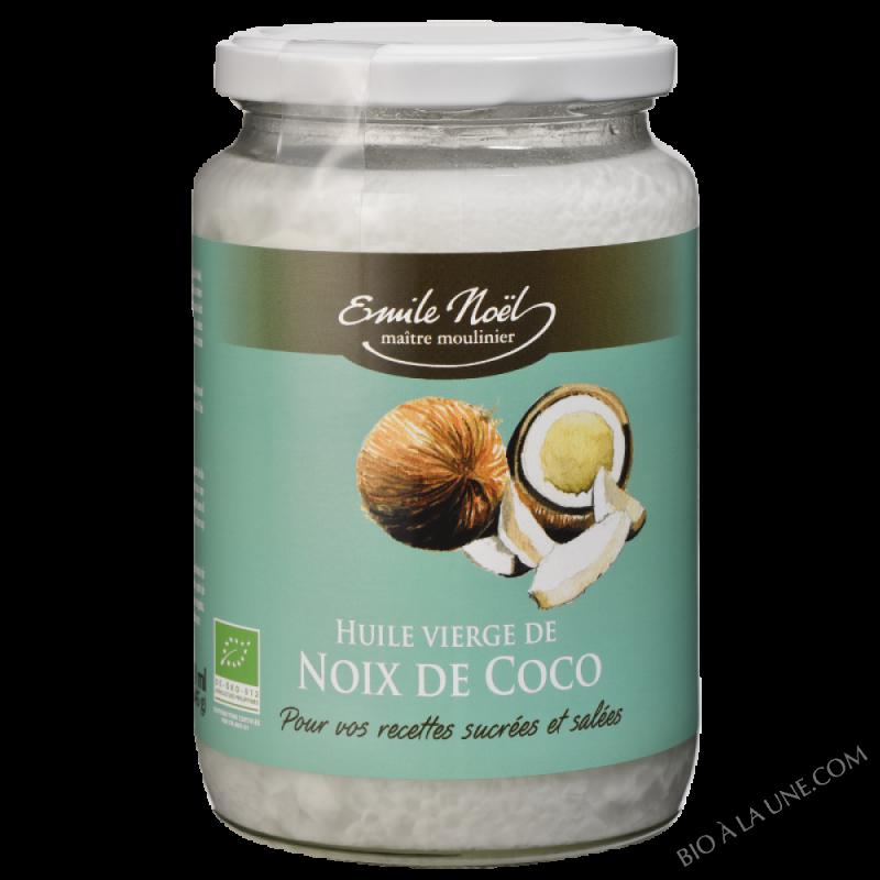 Huile vierge de coco bio - 700ml