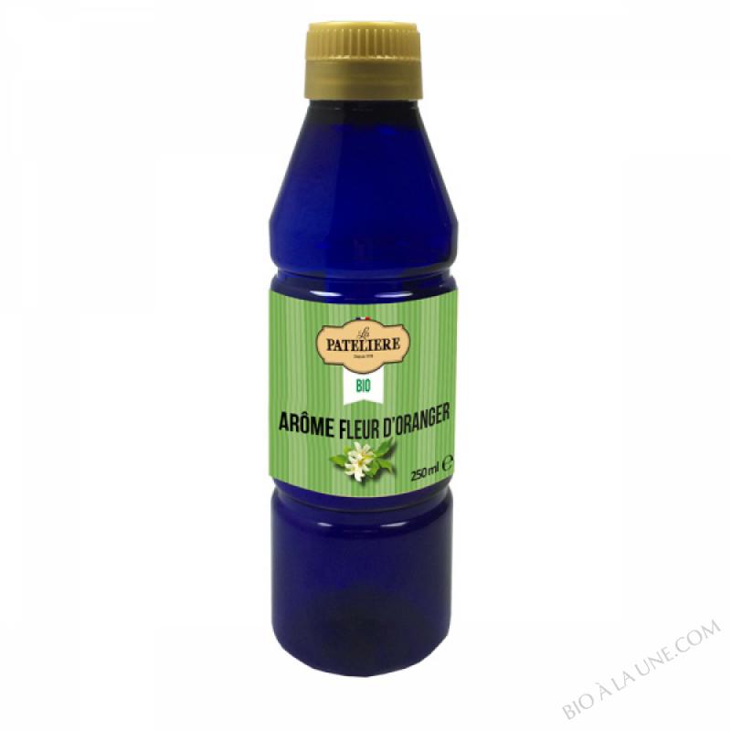 Arôme naturel de fleur d'oranger - 250ml