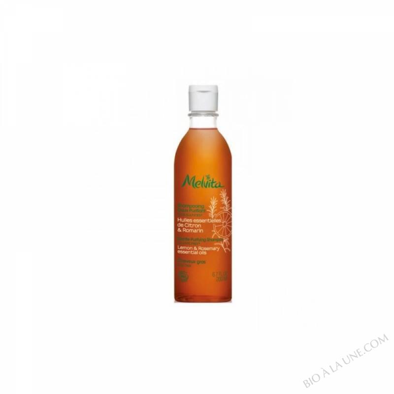 Shampooing doux purifiant - 200ml