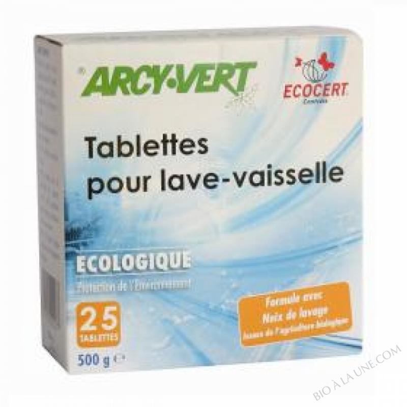 25 Tablettes Lave Vaisselle