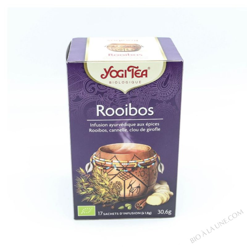 Infusion Exotique Rooibos x 15 sachets