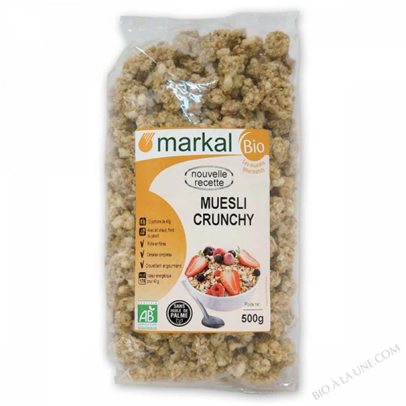 Muesli Crunchy - 500g